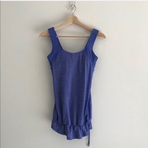 New Lululemon Top Run For Your Life Tank Sz 6